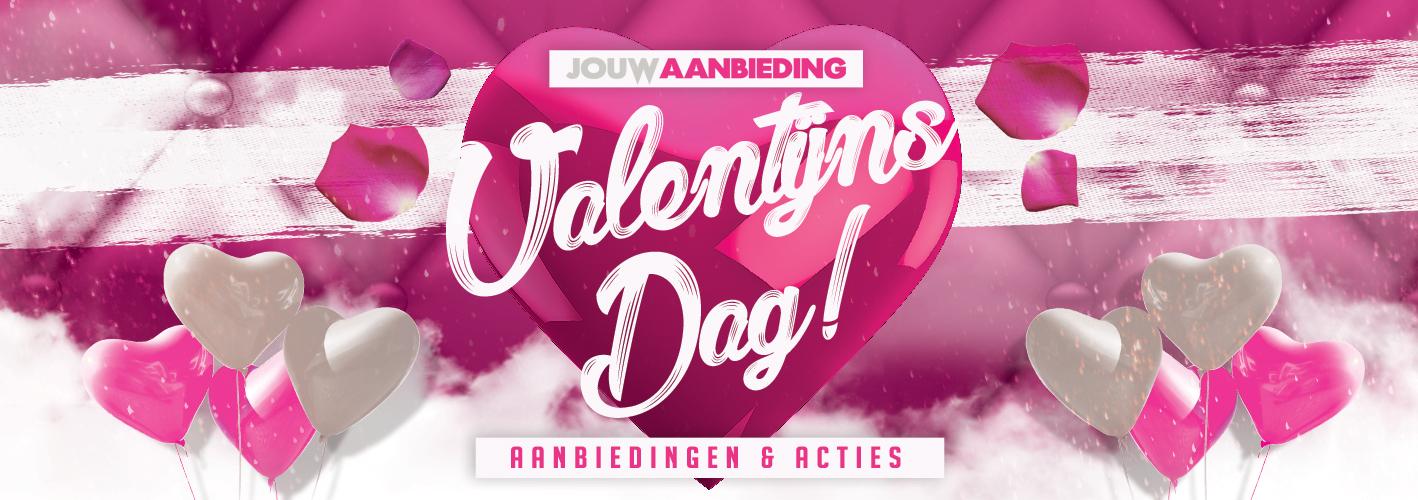 Valentijnsdag Aanbiedingen En Acties