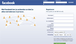 Facebook.com screenshot