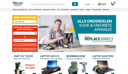 Logo Replacedirect.nl groot