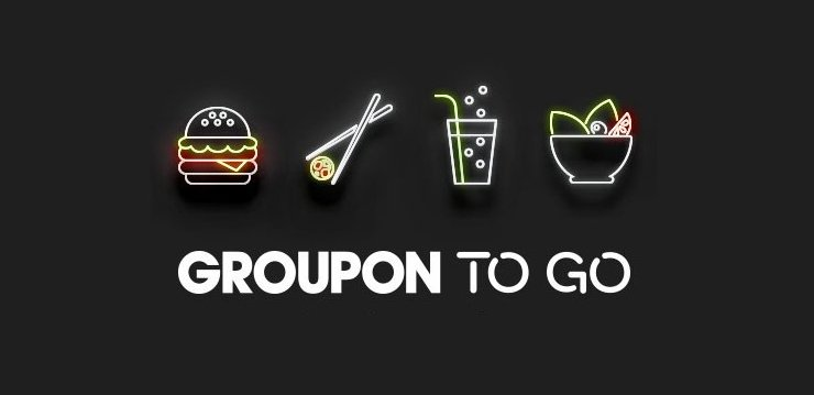 Groupon lanceert Groupon To Go