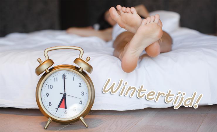 Jouwaanbiedingnl De Klok Gaat 1 Uur Terug Wintertijd