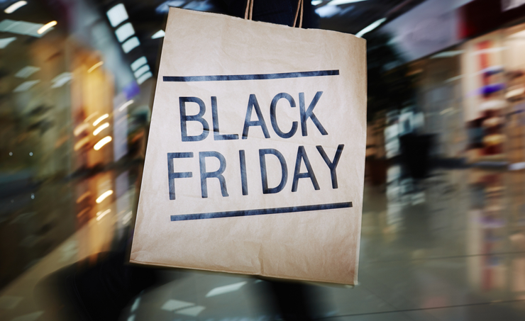 Black Friday gaat los in Nederland