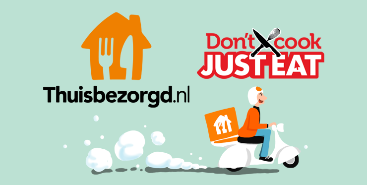 Thuisbezorgd.nl neemt JustEat over