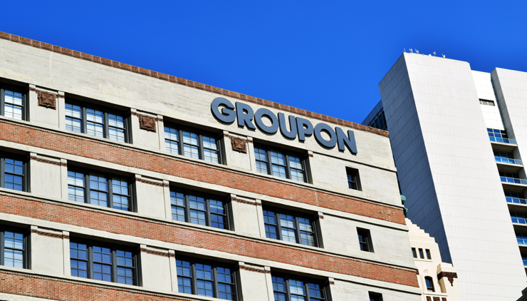Groupon neemt LivingSocial over