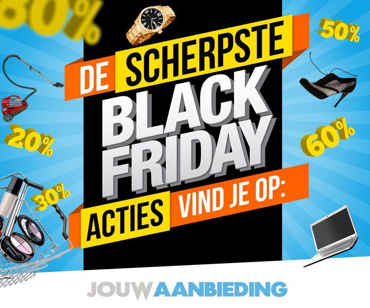 Black Friday 2016 is een feit!