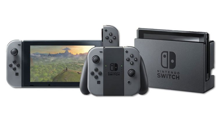 Succesvolle introductie Nintendo Switch in Amerika