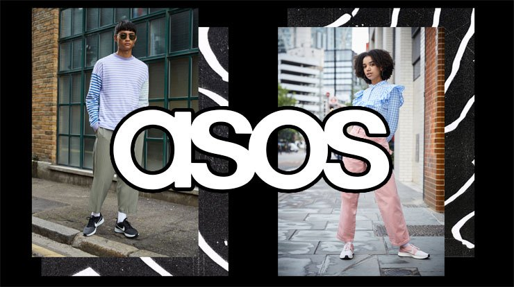 Populaire fashion-items zoeken met screenshots op ASOS.com
