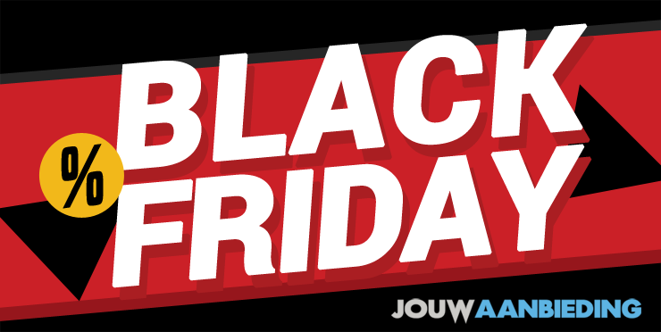Black Friday 2017 is een feit!