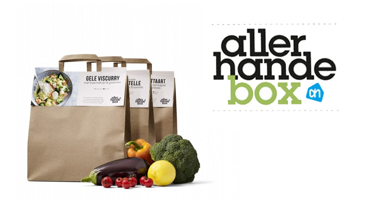 Allerhande maaltijdbox gaat out-of-the-box!