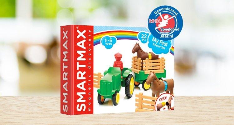 JouwAanbieding.nl Nominaties Speelgoed van het Jaar 2018