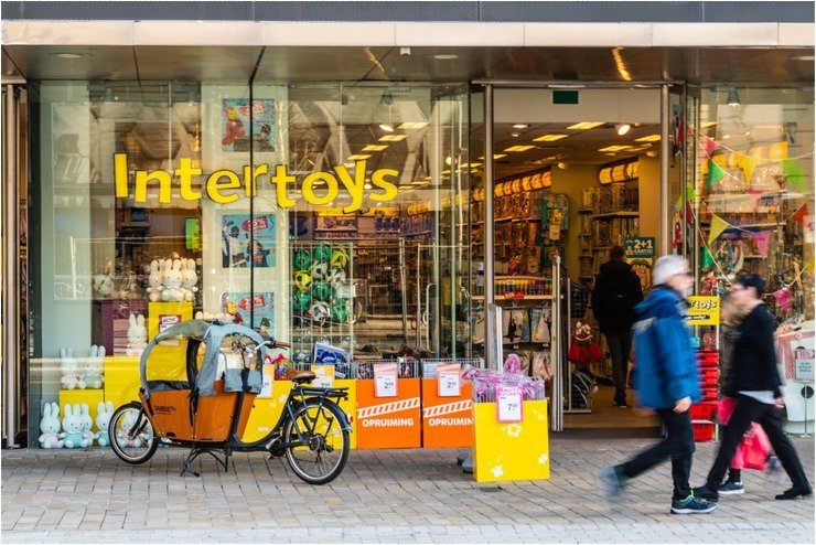 Definitieve doorstart voor Intertoys