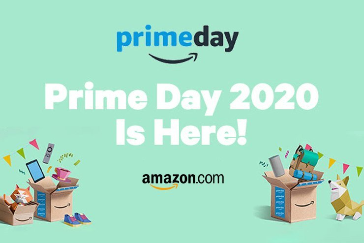 Dinsdag 13 oktober: 13 en 14 oktober: Amazon Prime Day